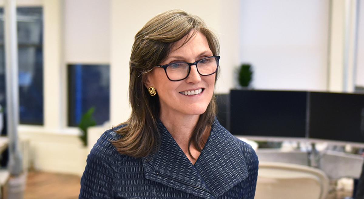 Cathie Wood - Ark Investment Fund