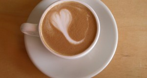 Coffee with Fading Heart