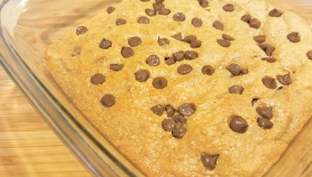 Cashew Carob Chip Bar Recipe Image
