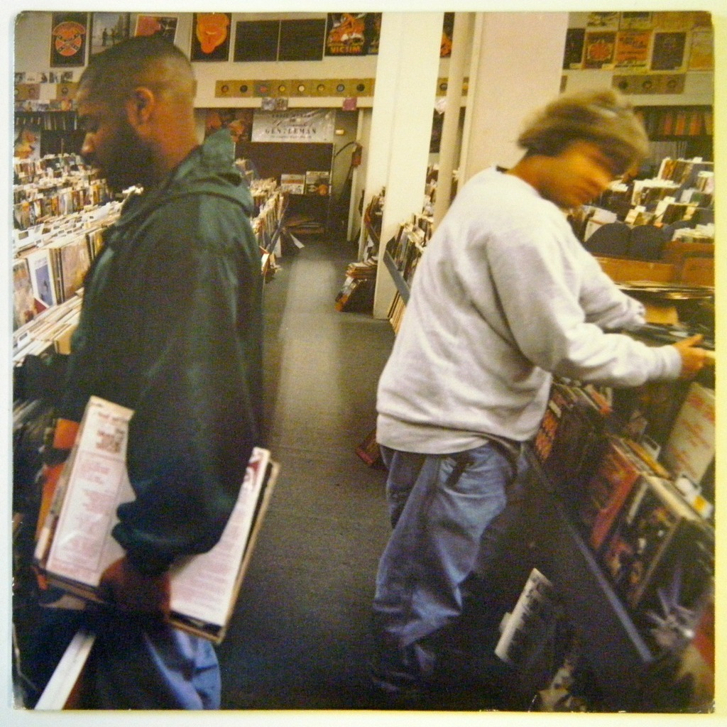 Image result for dj shadow endtroducing