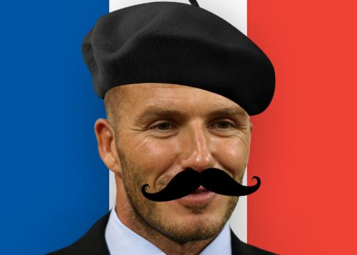 French Beckham