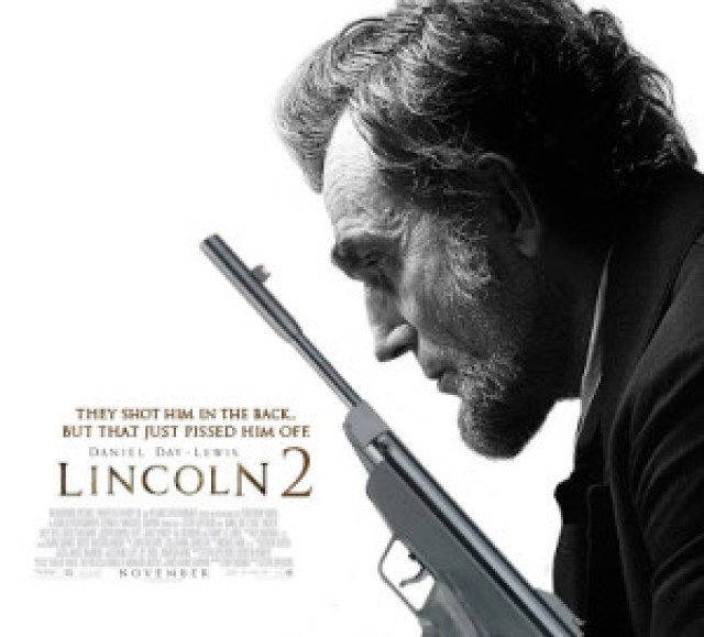Lincoln 2 Poster