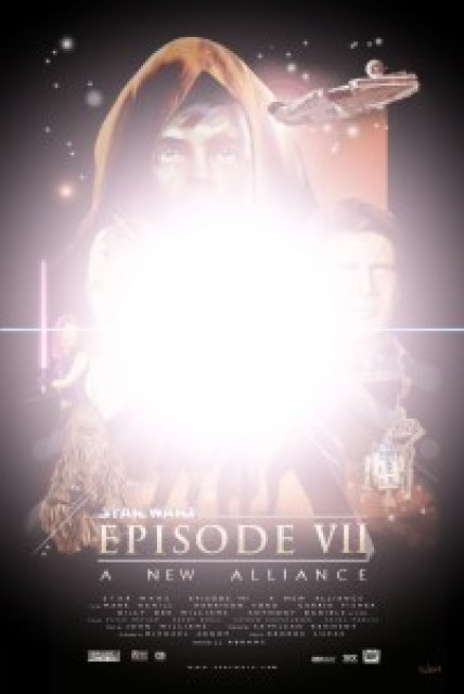 Star Wars VII official poster