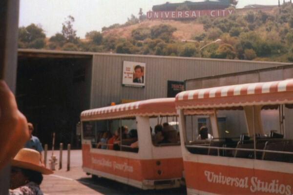 The Universal Studios Hollywood Studio