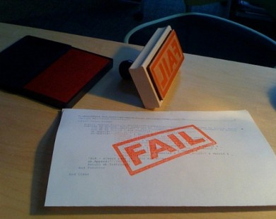 We want to stop unnecessary failing!