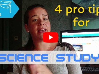 how to study for science subjects