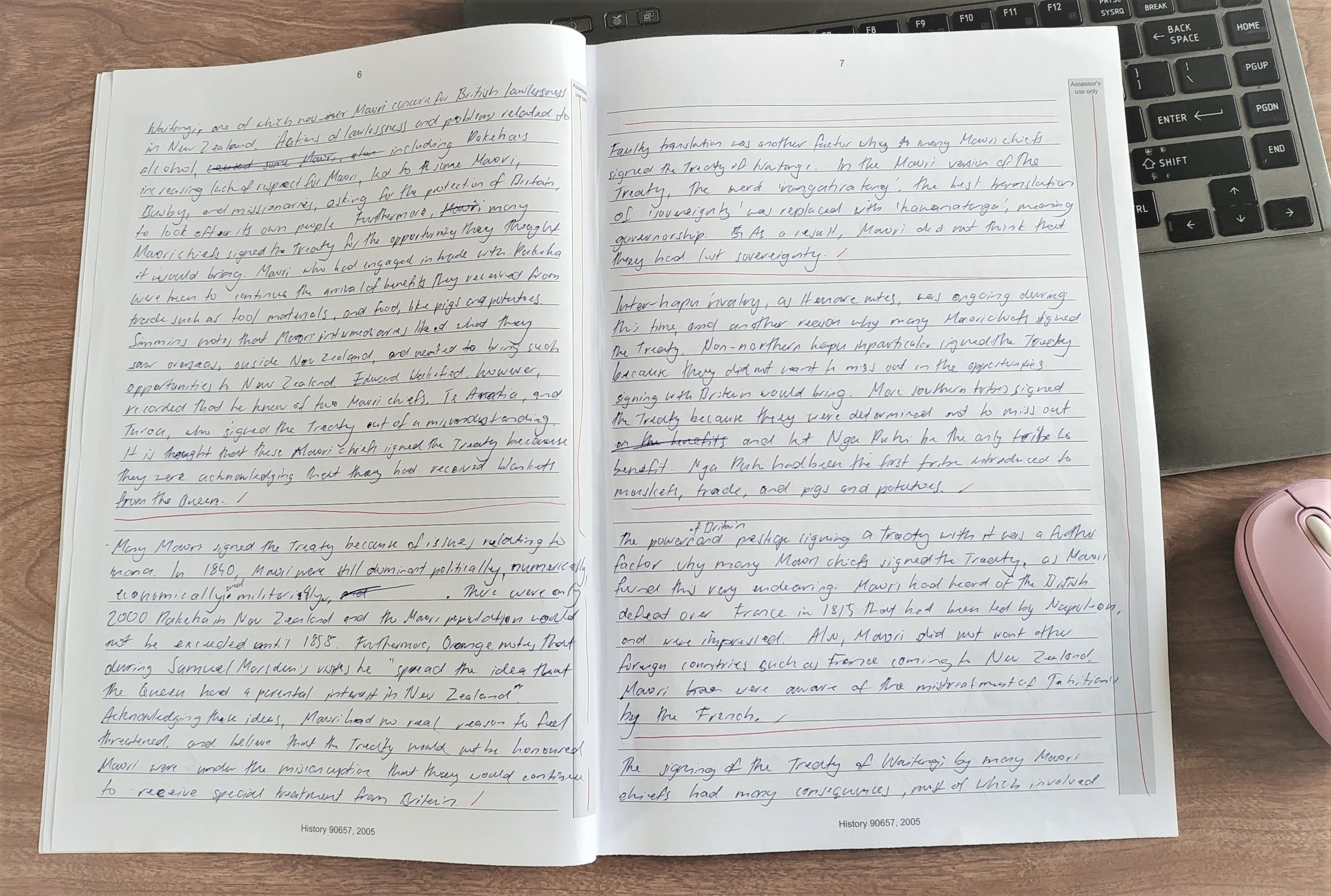 Essay Writing Master Class: How to structure high school essays