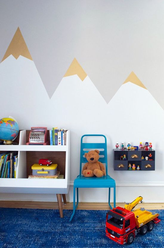 Lambrisering Schilderen Kinderkamer : Mooihuis inspiratie kinderkamer schilderen mooihuis