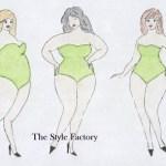 Typy kobiecej sylwetki PLUS SIZE – co nosić, a czego unikać