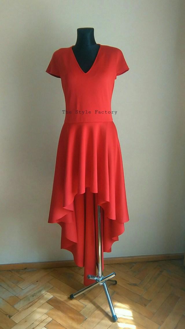 d1a63f8556 Archiwa  sukienka z pełnego koła - The Style Factory