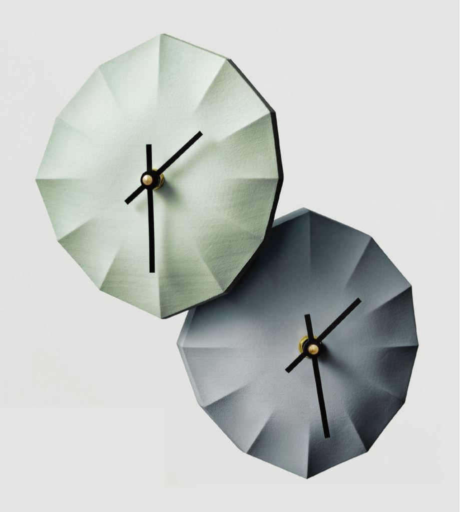 Click-Clock, Design by Ayako Aratani / Detroit, Photo: Aratani・Fay