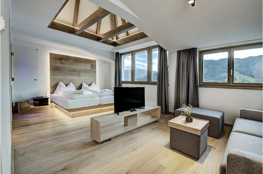 Suitet © Seehotel Bellevue