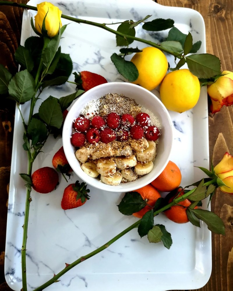 6 ways to eat oats - The Style of Laura Jane