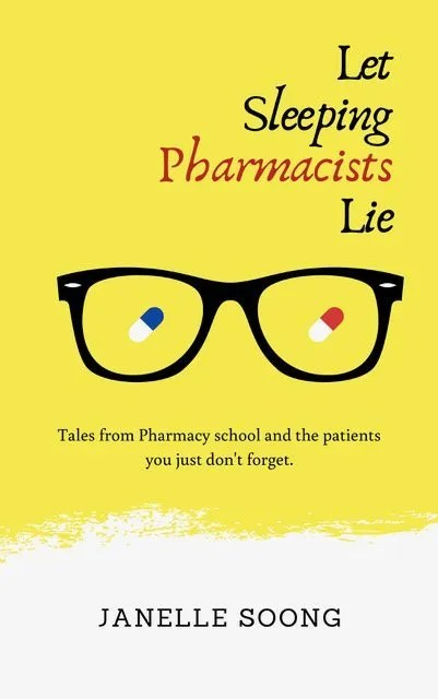 Image of book cover Let Sleeping Pharmacists Lie - The Style of Laura Jane