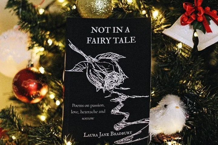 Poetry book: Not in a Fairy Tale - love poems - poetry on love and heartbreak