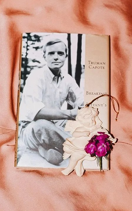 Breakfast at Tiffany's by Truman Capote - beautiful books to give as gifts