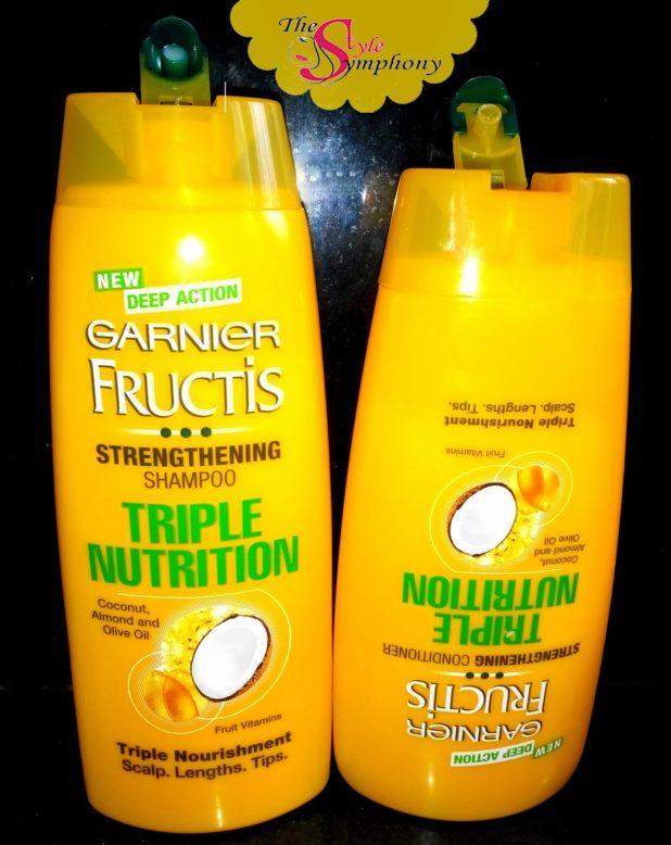 Garnier Fructis Triple Nutrition