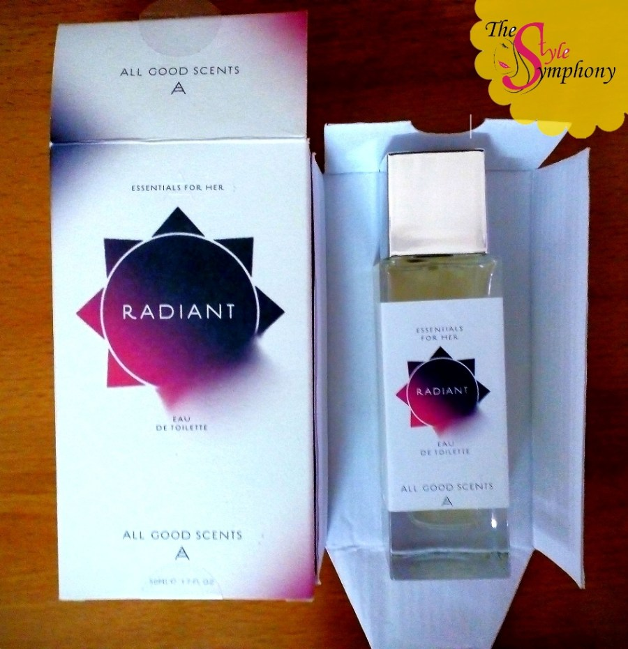 All Good Scents Radiant Review