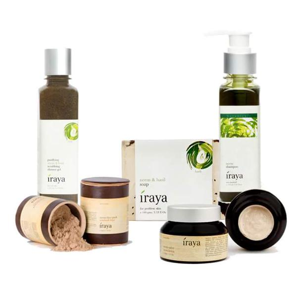 Iraya neem based skin care