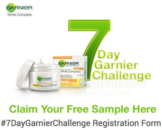 #7DaysGarnierChallenge