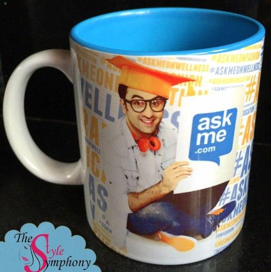 Askme Fashion Meetup Mug