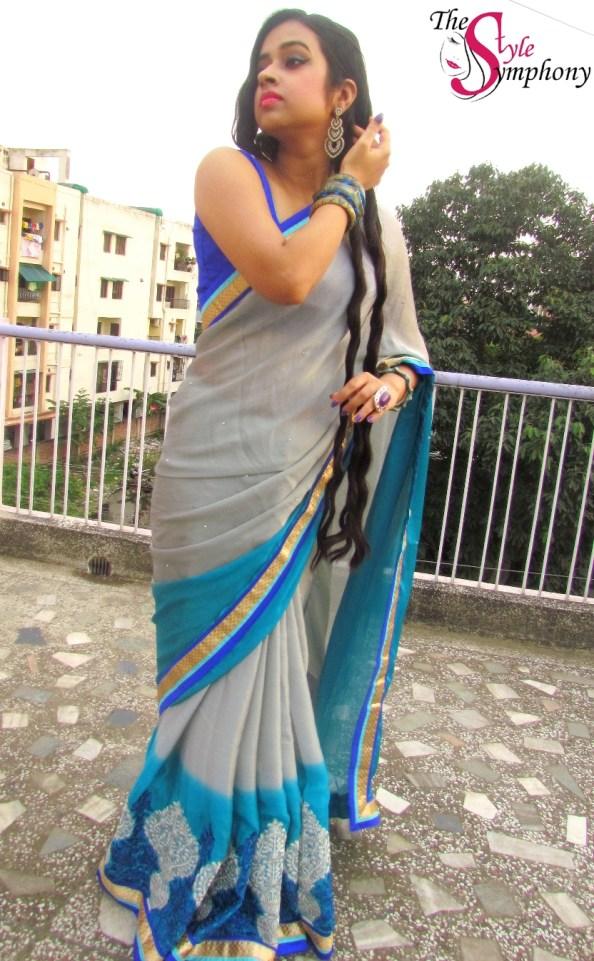 The Style Symphony Maitreni Mishra Triveni Ethnics