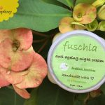 Fuschia Arabian Jasmine Anti-ageing Night Cream