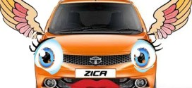 Peppy Pixie & her Zica-licious Fantastico Fashion: Tata Tiago Car Review