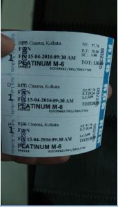 FAN Movie Ticket