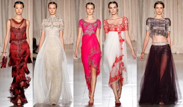 sheer fashion