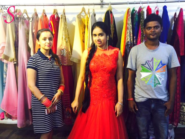 The Style Symphony at Filme Fashion, Lajpat Nagar