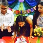 Anindhya birthday