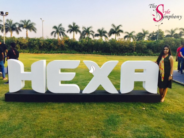 #hexaexperience tata hexa hyderabad