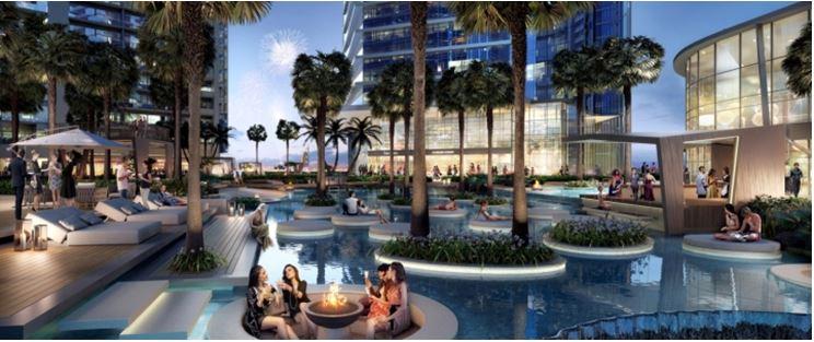 AYKON City DAMAC properties Dubai