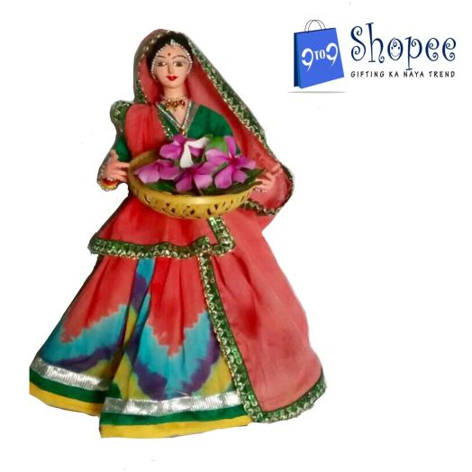 costume dolls indian 9to9 shopee handmade unbreakable