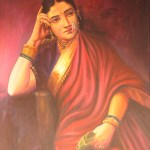 raja ravi verma painting