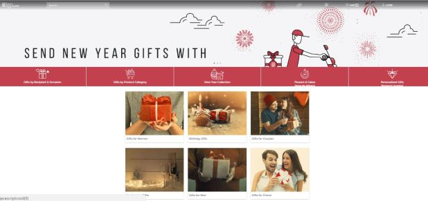 indian gifts portal (IGP)