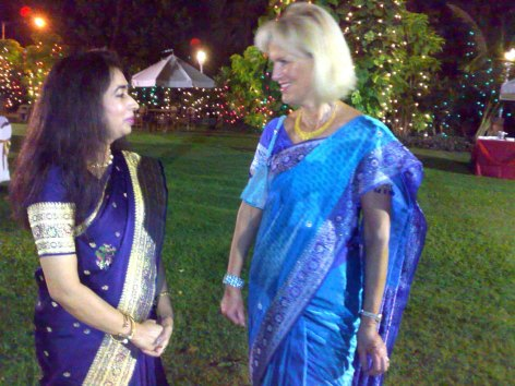 #moreindianthanyouthink sangeeta mishra norwegian in India