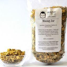 ORGANIC MOONG JOR GARAM (FLAKES) PlaceofOrigin healthy snacks