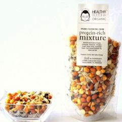 ORGANIC PROTEIN MIX PlaceofOrigin healthy snacks