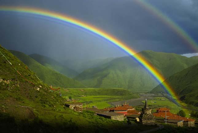 rainbow VIBGYOR