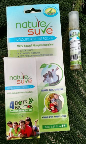 Nature Sure Herbal Mosquito Repellent Roll On