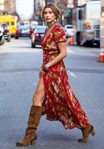 4 Street styles to rock your maxi dress
