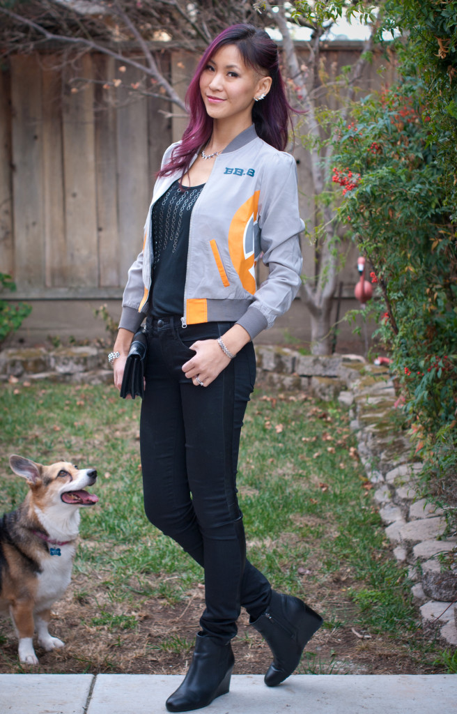 The Force Awakens BB-8 Jacket Outfit