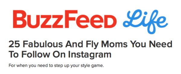 Buzzfeed The Stylish Housewife