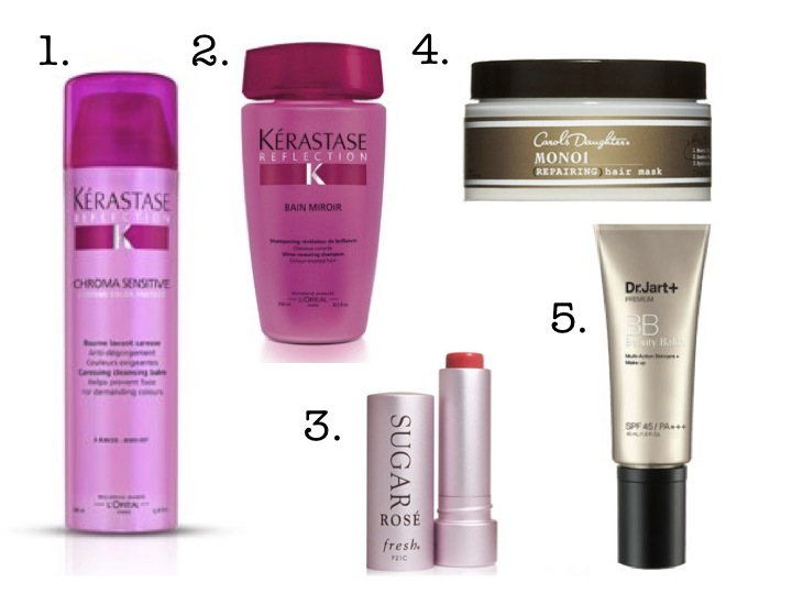The stylish housewife blog archive birchbox haul the for Kerastase bain miroir 1