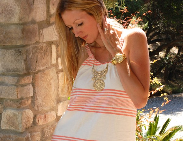 towne & reese harlow necklace