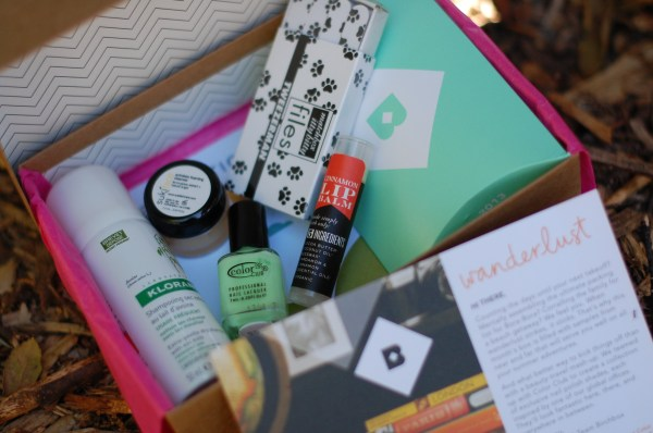 Birchbox Review June 2013