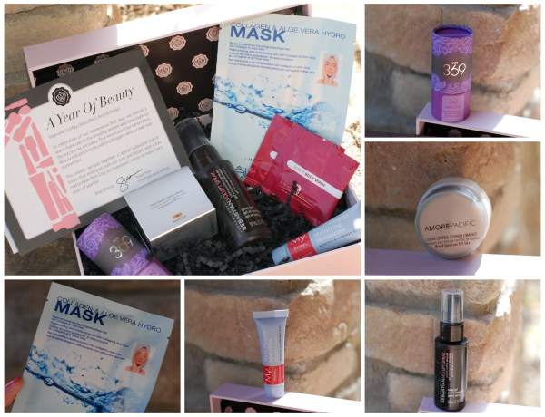 may glossy box