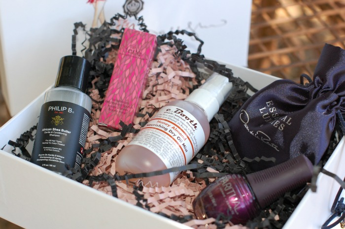 Dallas Shaw Glossybox